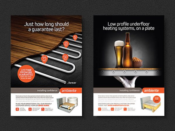 <span>Ambiente Underfloor Heating Adverts</span><i>→</i>
